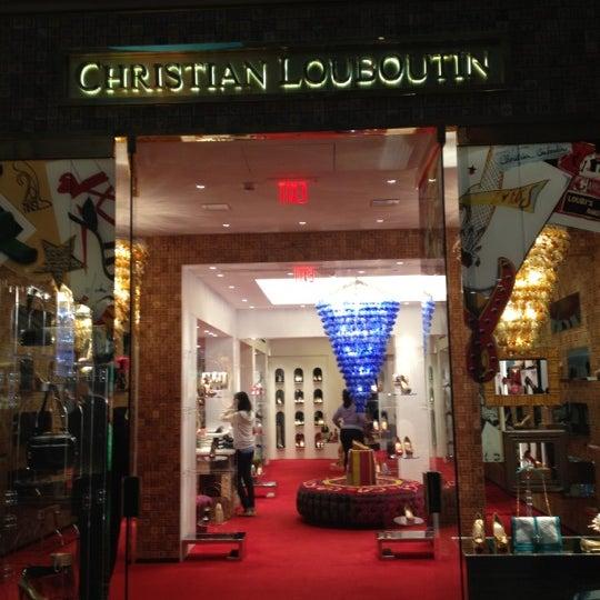 christian louboutin las vegas forum shops