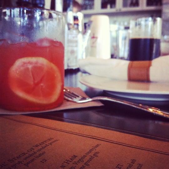 Photo taken at Yardbird Southern Table & Bar by Gaston B. on 4/8/2012