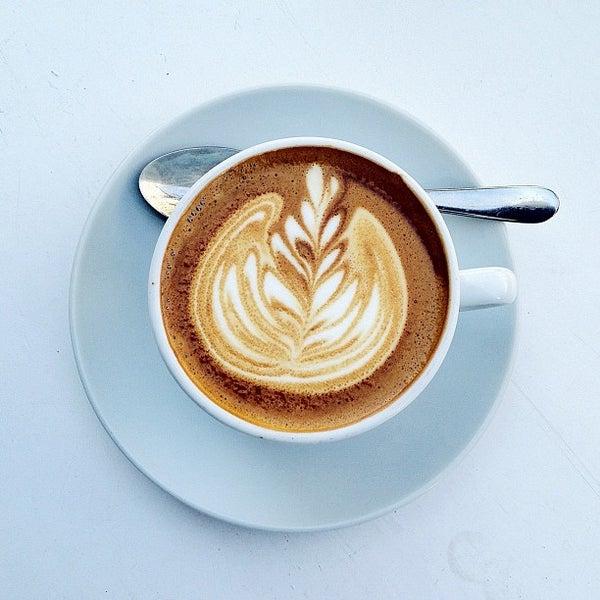 Photo taken at Bonanza Coffee by bosch on 5/23/2012