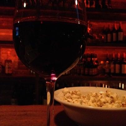 Photo taken at Custom Wine Bar by Mark H. on 7/24/2012
