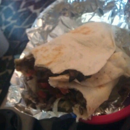 Photo taken at Del Norte Taco by Chris B. on 7/8/2012
