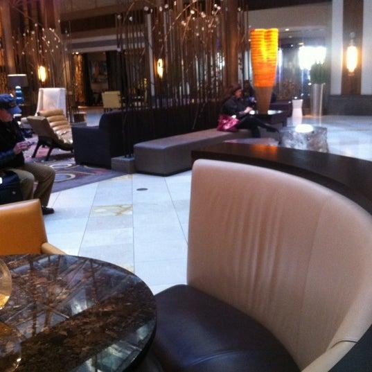 Photo taken at Renaissance Washington, DC Downtown Hotel by Monica T. on 3/11/2012
