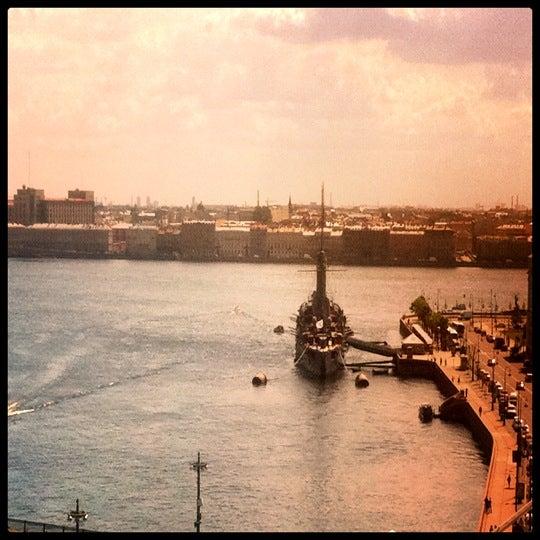 Снимок сделан в Москва City пользователем Mikhail S. 5/28/2012