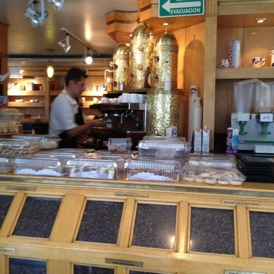 Photo taken at The Coffee Bar by Constanza F. on 6/23/2012