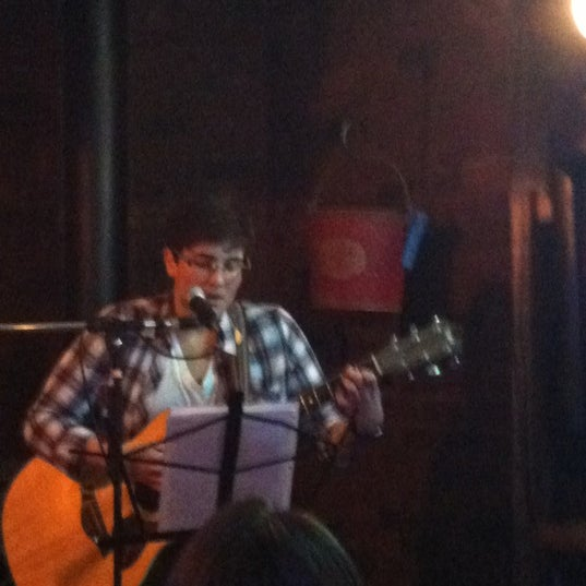 Photo taken at The Iron Horse by Jenny L. on 3/22/2012