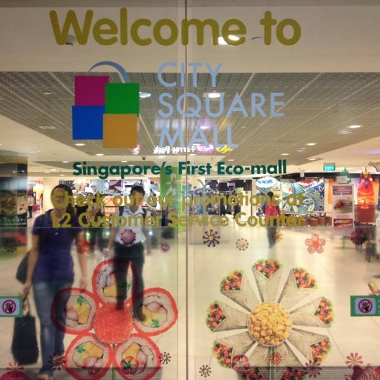 Photo taken at City Square Mall by Don M. on 8/28/2012