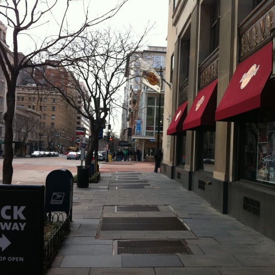 Photo taken at Hard Rock Cafe Washington DC by John G. on 2/25/2012