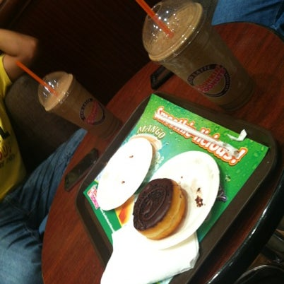 Photo taken at Dunkin Donuts by Ritesh on 8/16/2012
