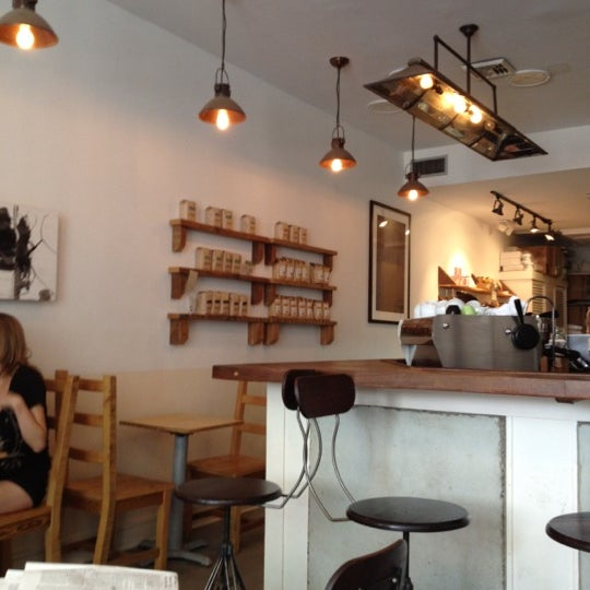 Photo taken at Bodhi Coffee by Kai C. on 8/11/2012