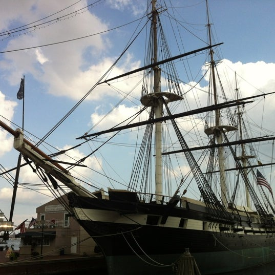 Photo taken at USS Constellation by MK on 7/29/2012