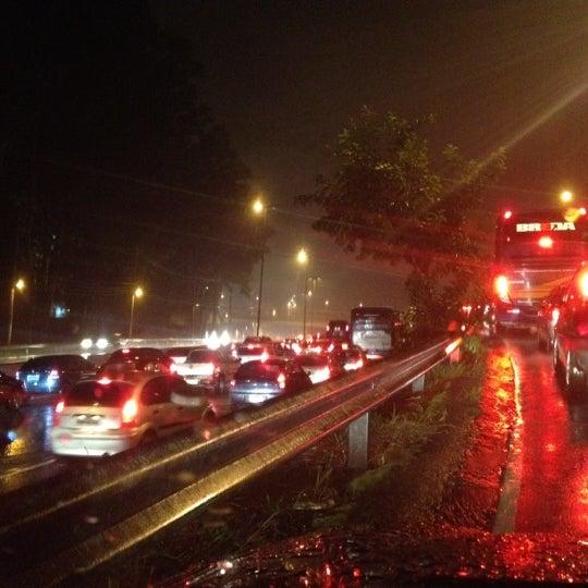 Photo taken at Rodovia Raposo Tavares by Priscilla B. on 6/22/2012