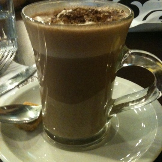 Photo taken at The Coffee Factory by iSole on 2/27/2012