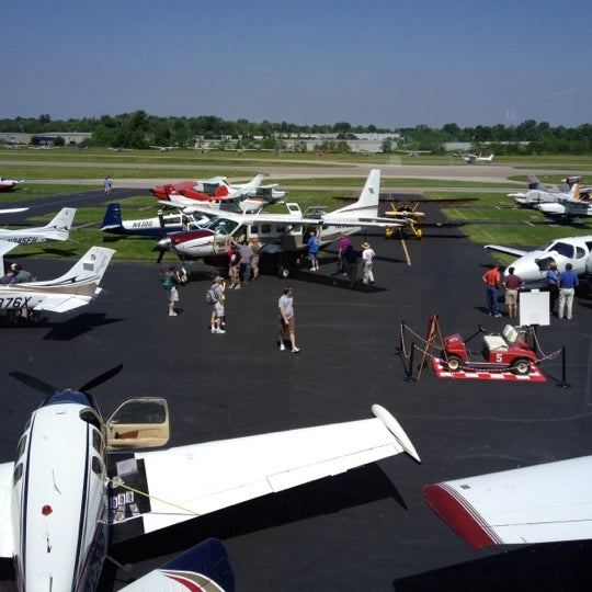 Photo taken at Clermont County Airport (I69) by Tom A. on 5/19/2012