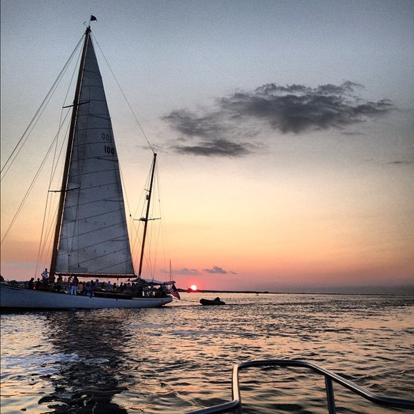 Photo taken at Nantucket Boat Basin by Jake D. on 8/17/2012