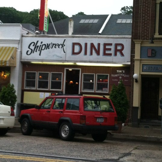 Tim S Shipwreck Diner Northport Ny