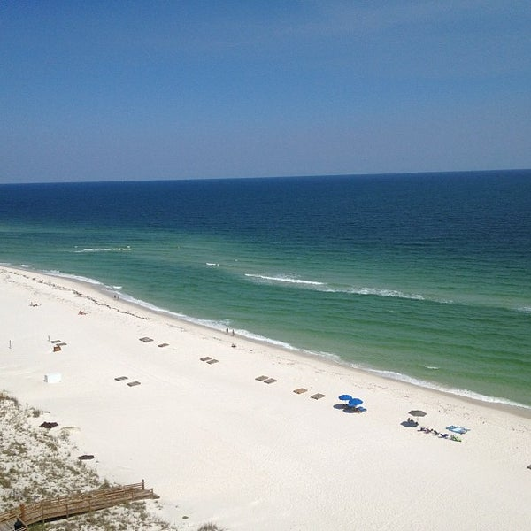 Perdido Key Hotels: Beach In Perdido Key