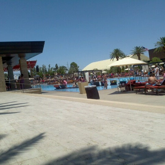 Photo taken at M Resort Spa Casino by Grease V. on 6/17/2012