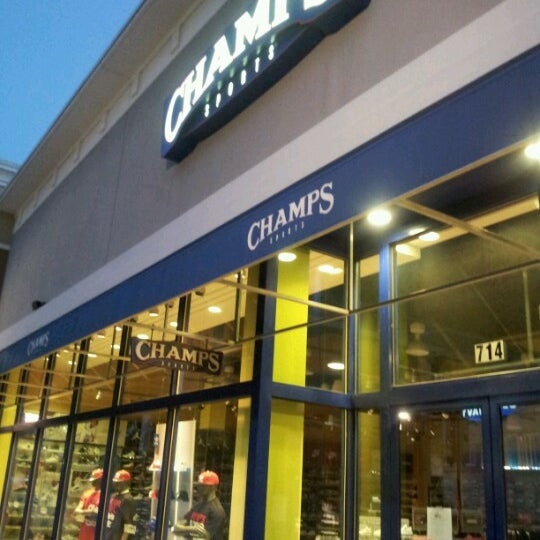 Champs sports cedar hill tx