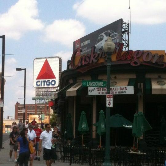 Photo taken at Cask 'n Flagon by Derek A. on 7/16/2012