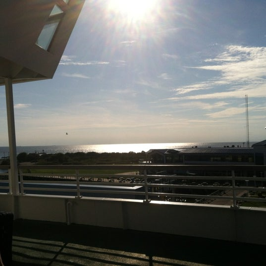 Photo taken at Cape May-Lewes Ferry | Cape May Terminal by Christie S. on 7/13/2012