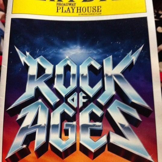 Снимок сделан в Broadway Playhouse пользователем Christy 6/16/2012