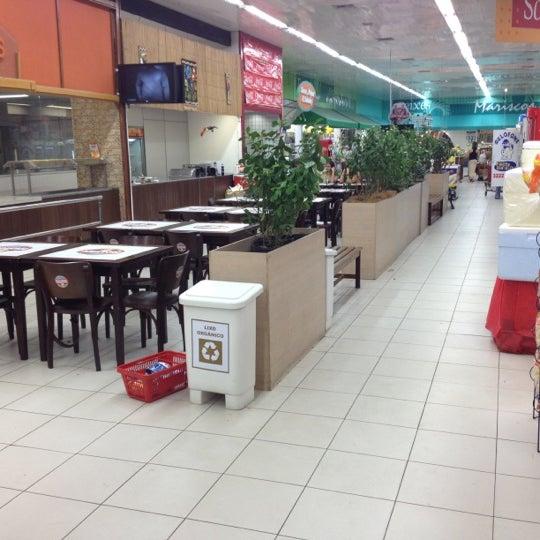Photo taken at Yamada Plaza by Fernando V. on 7/8/2012