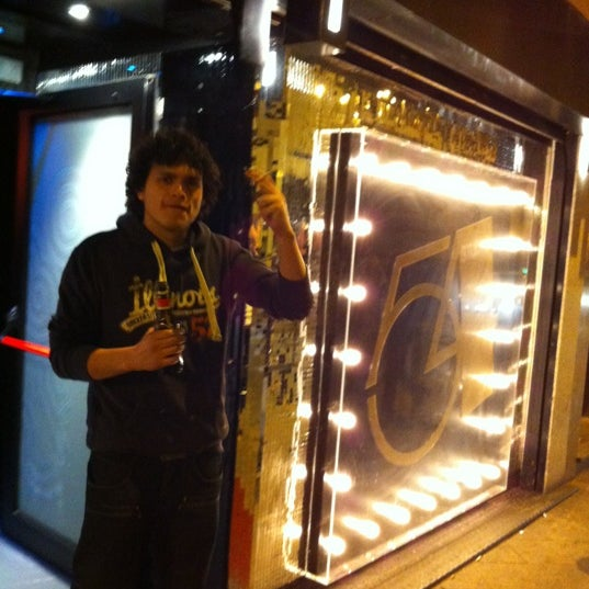 Photo taken at Studio 54 by Ivan C. on 3/24/2012
