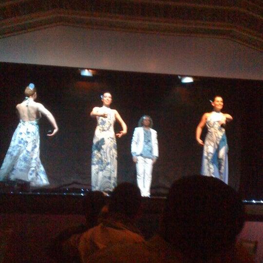 Photo taken at Palacio del Flamenco by Marco B. on 3/1/2012