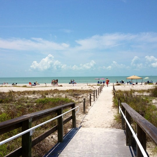 Beach Island: Algiers Beach, Sanibel Island
