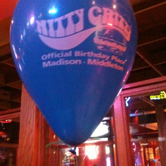 Photo taken at Nitty Gritty Restaurant & Bar by Heidi S. on 5/13/2012