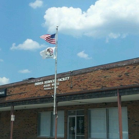 illinois secretary of state driver services facility 120