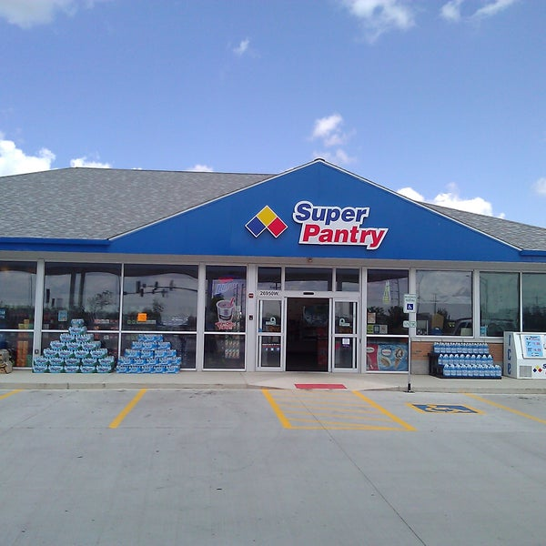 Photo taken at Super Pantry by Brian W. on 5/8/2012