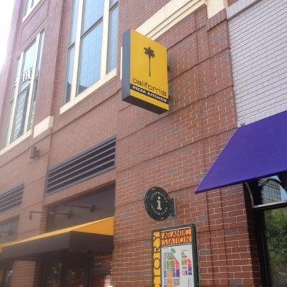 California Pizza Kitchen Atlantic Station Atlanta Ga