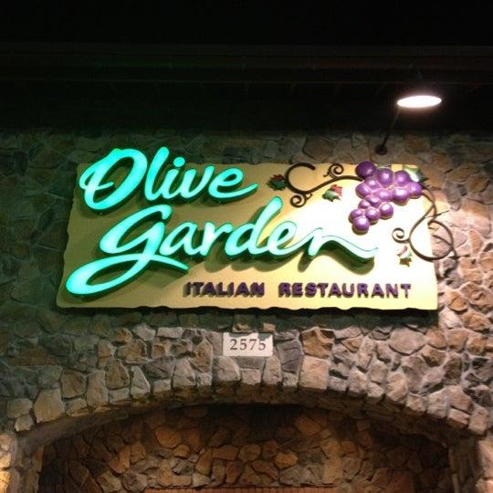 Olive Garden - 26 tips