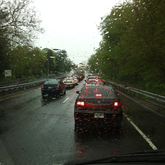 Photo taken at Route 34 - New Haven by Lou M. on 5/9/2012