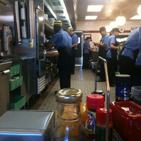 Photo taken at Waffle House by Andrew R. on 5/10/2012