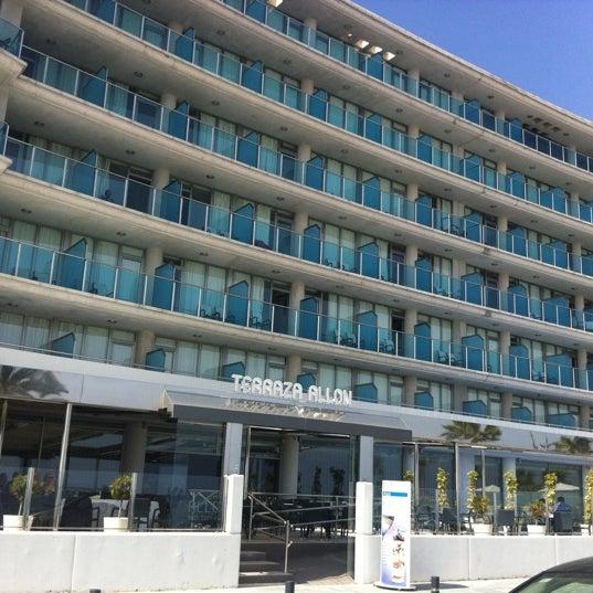 Foto tomada en Hotel Allon por GYM PLAZA C. el 4/1/2012