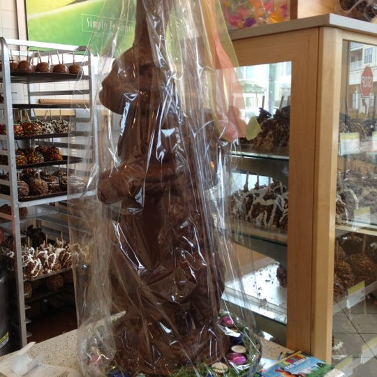 Photo taken at Rocky Mountain Chocolate Factory by Dana on 3/24/2012