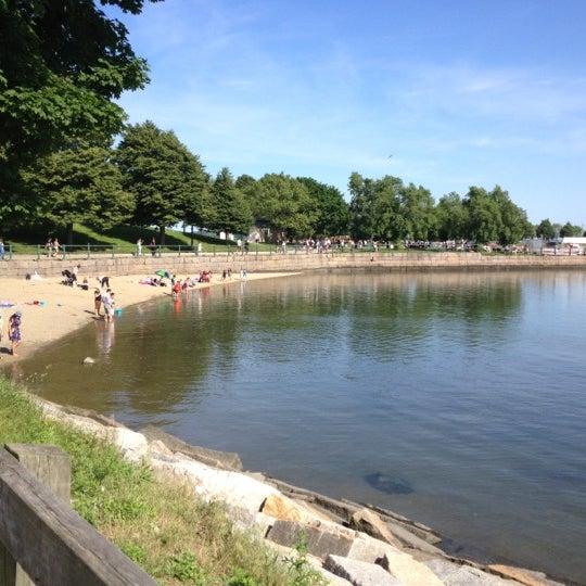 6/10/2012 tarihinde Eric A.ziyaretçi tarafından Castle Island'de çekilen fotoğraf