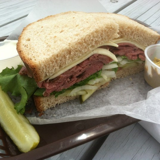 Photo taken at Big G's Deli by Corinne on 5/24/2012