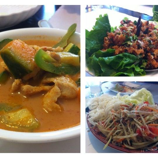 Green Champa Garden Restaurant Restaurante Tailand S Em