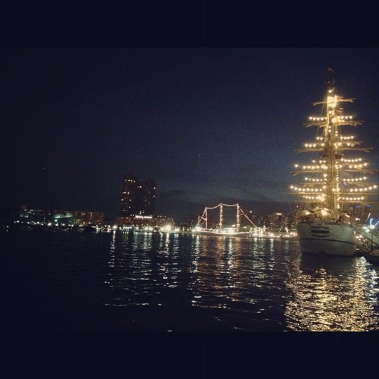 Photo taken at USS Constellation by Erica Zowie on 7/7/2012