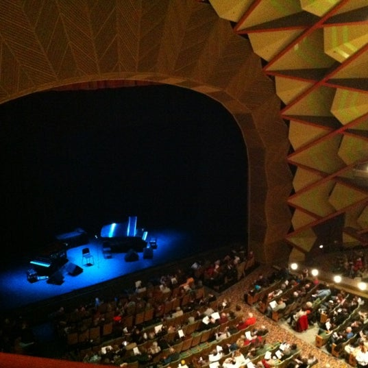 Photo taken at Alaska Center for the Performing Arts by Clancy D. on 2/19/2012