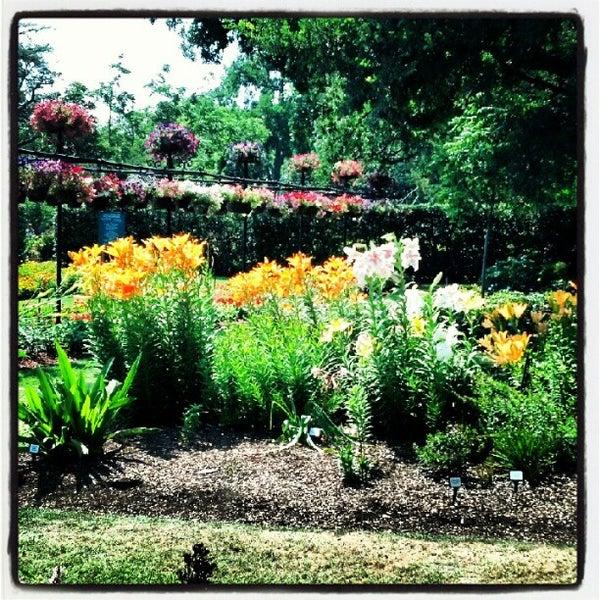 Foto tirada no(a) Dallas Arboretum and Botanical Garden por Wade A. em 5/20/2012