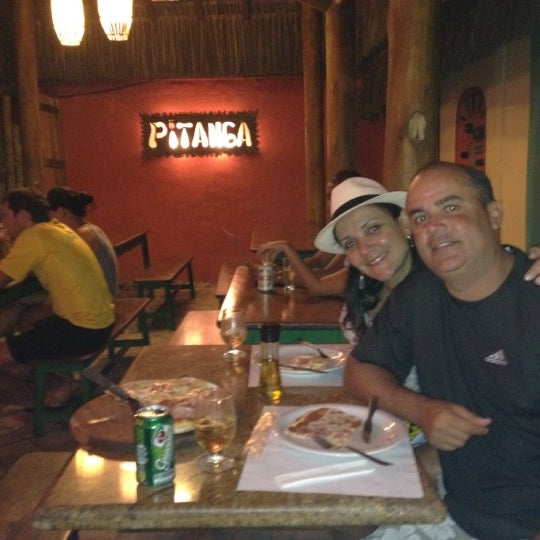 Photo prise au Pitanga Pizzaria par Waldyr F. le2/25/2012