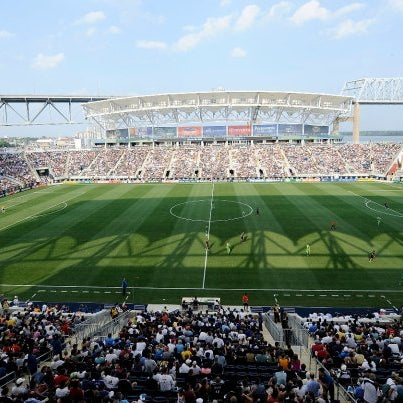 PPL Park opened its gates for the first time on June 27, 2010. The Philadelphia faithful were rewarded for years of patience with a come-from-behind 3-1 victory against the Seattle Sounders.
