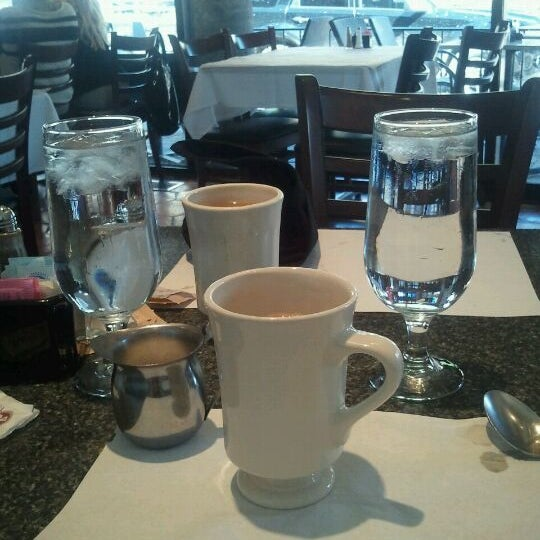 Photo taken at Classic Cup Café by Stephanie G. on 4/16/2012