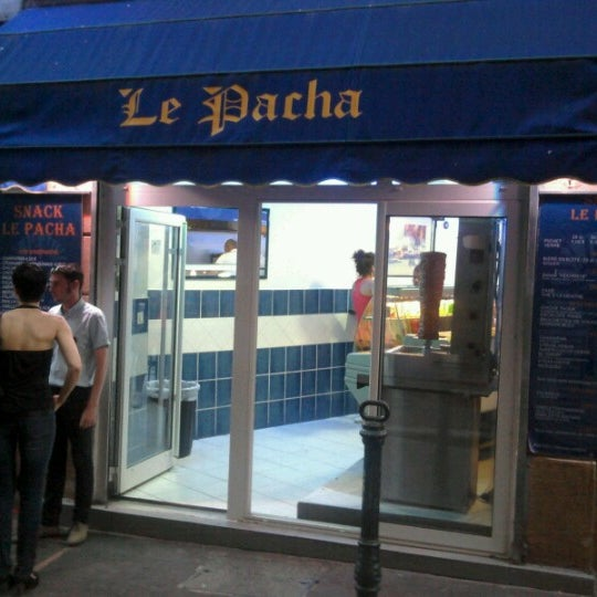 Photo taken at Le Pacha by Dan A. on 6/17/2012