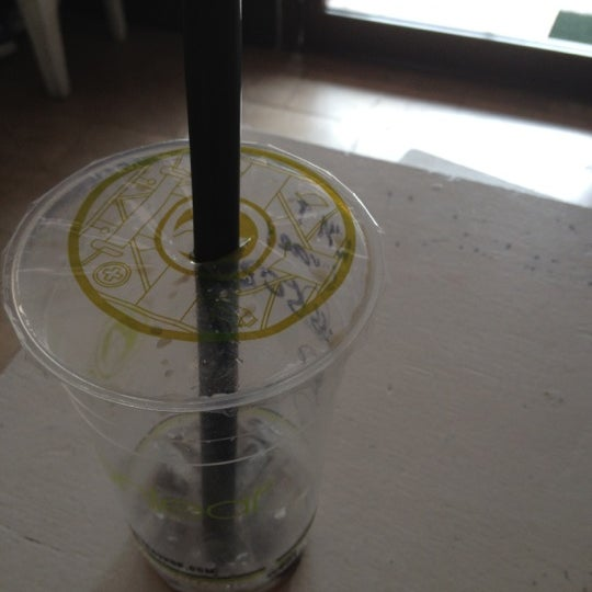 Photo taken at Moonleaf Tea Shop by Israel N. on 8/25/2012