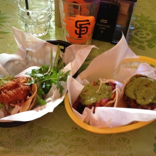 Photo taken at Nick's Crispy Tacos by Will B. on 6/28/2012